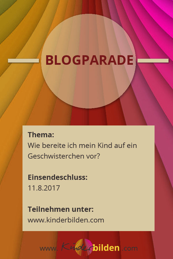 Blogparade Geschisterchen
