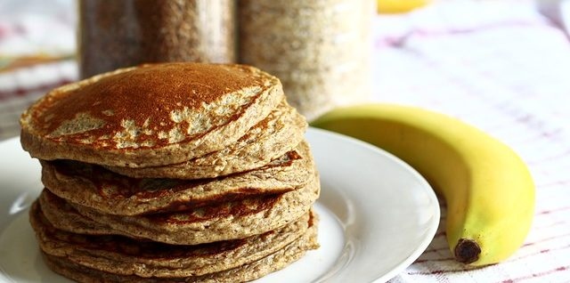 Bananen Pancakes ohne Zucker – perfekt für BLW