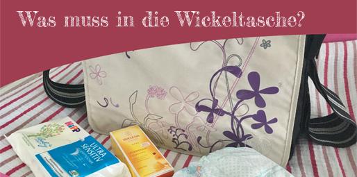 Wickeltasche