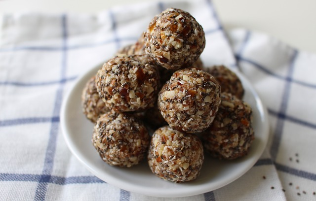 Stillkugeln (Energy Balls)