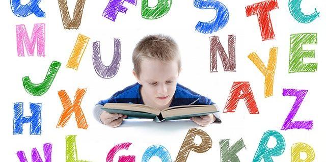 ABC lernen