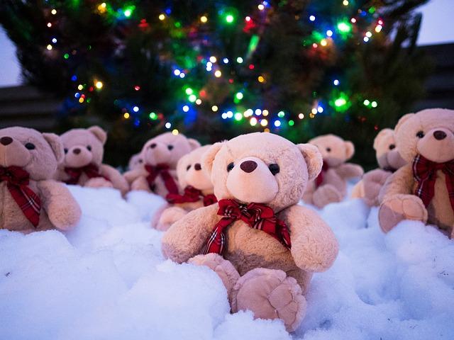 Weihnachtsgeschenke für Kleinkinder