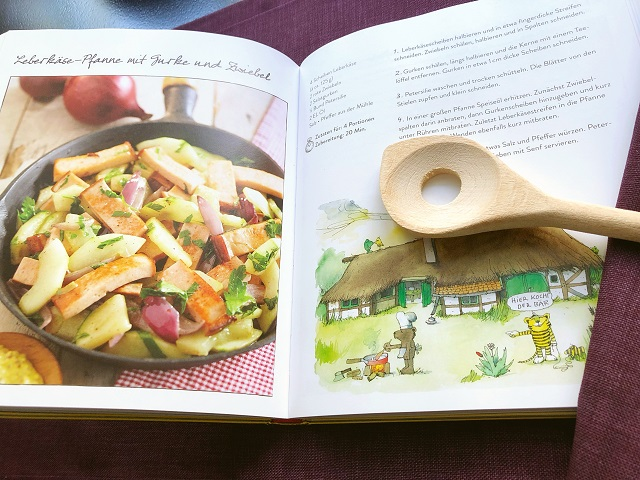 Tigerenten-Kochbuch