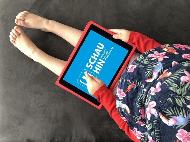 Kinder-Medienerziehung