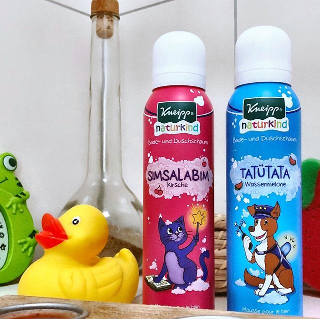 Naturkind Bade-und Duschschaum