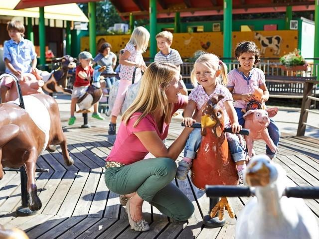 Ravensburger Spieleland - Tierkarussell