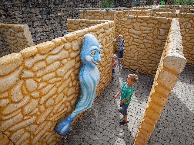 Ravensburger Spieleland - Das verrückte Labyrinth