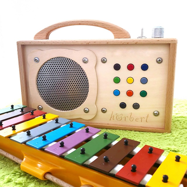 Auditive Medien im Kinderzimmer