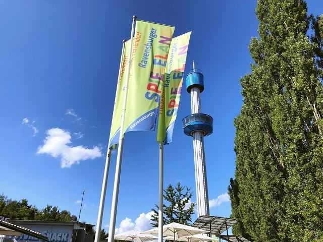 Ravensburger Spieleland als Ausflugsziel