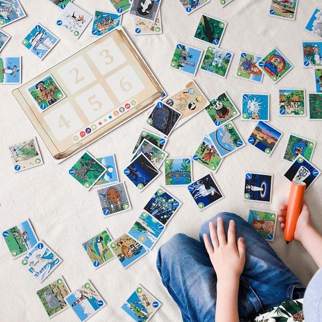 tiptoi - Kreative Bildergeschichten - Spielbeginn