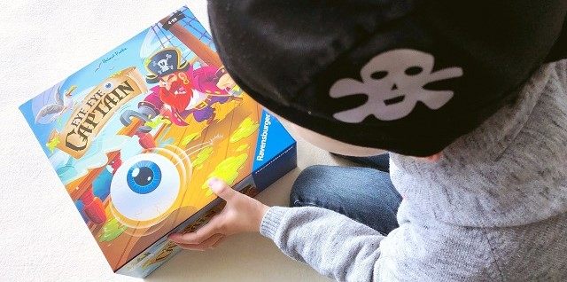 Eye Eye Captain von Ravensburger