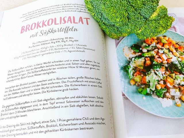 Rezept Brokkolisalat