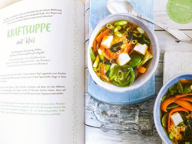 Rezept Kraftsuppe