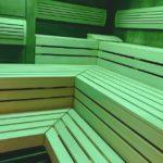 Sauna im Aigo