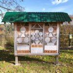 Tierpark Altenfelden Insektenhotel