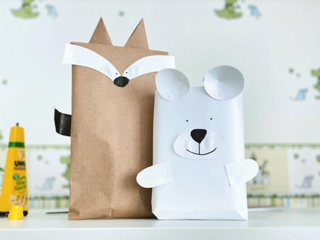 Geschenke-verpacken-als-Tiere