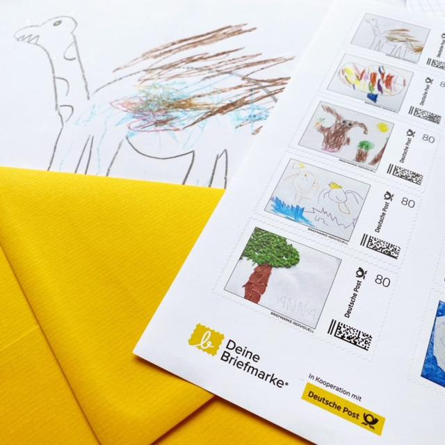 Selbst-gestaltete-Briefmarken