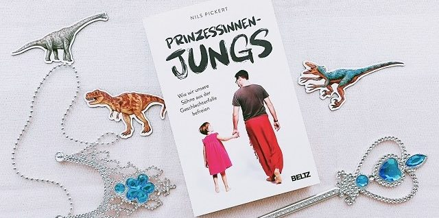 Nils Pickert – Prinzessinnenjungs