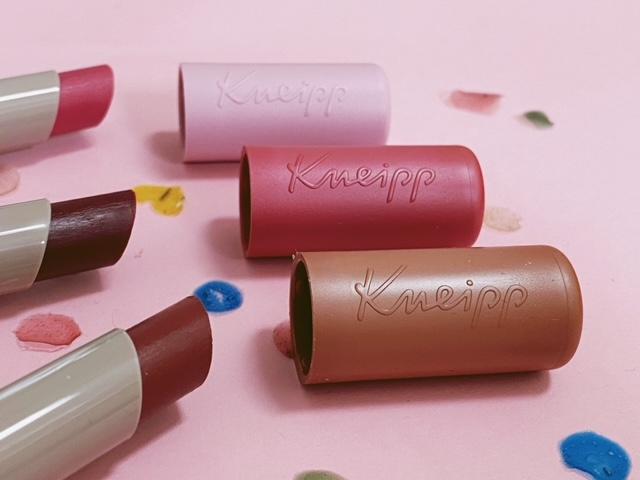 Kneipp - Farbige Lippenpflege