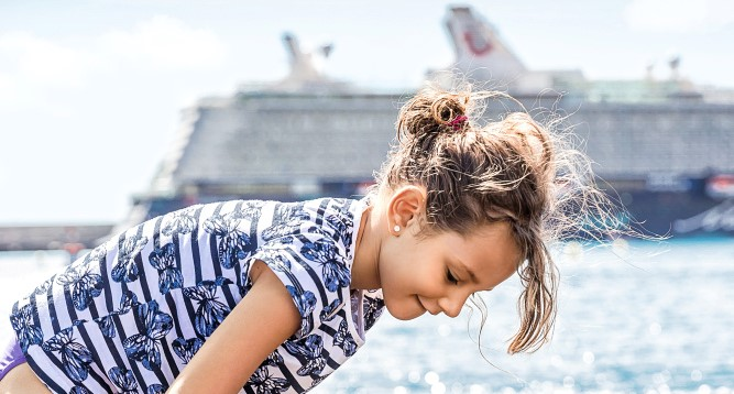 Familienkreuzfahrt mit TUI Cruises