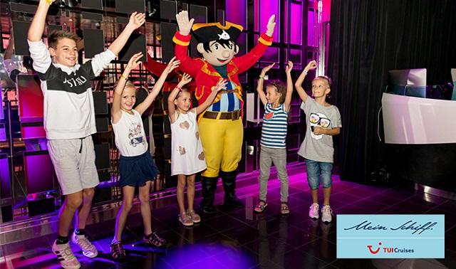 Mein-Schiff-Kinderprogramm-CaptnSharky