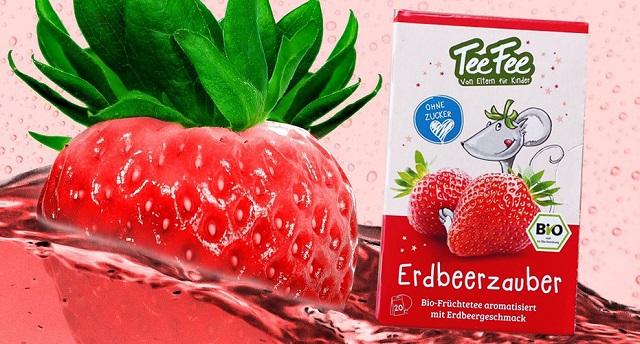 TeeFee-Erdbeerzauber